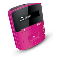 SA4RGA02PN/12 -    Odtwarzacz MP3