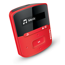 SA4RGA02RF/12 -    Odtwarzacz MP3