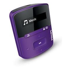 SA4RGA02VN/12 -    Přehrávač MP3