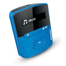 SA4RGA04BN/12 -    Lettore MP3
