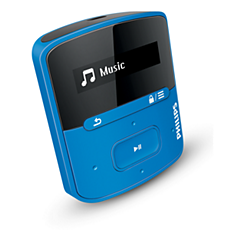 SA4RGA04BN/12 -    Odtwarzacz MP3