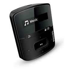 SA4RGA04KN/12 -    Odtwarzacz MP3