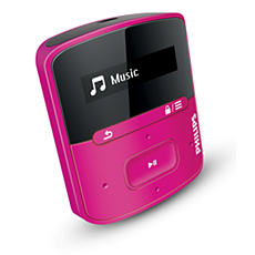 SA4RGA04PN/12  MP3 player
