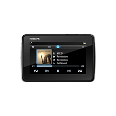 SA4TP404WF/97  MP3 video player
