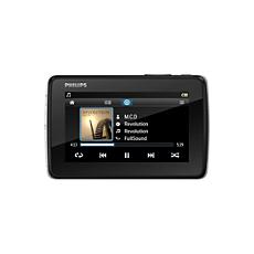 SA4TP404WF/97 -    MP3 video player