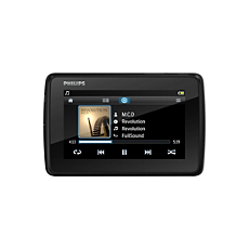 SA4TP408KF/12 -    MP3-videospeler