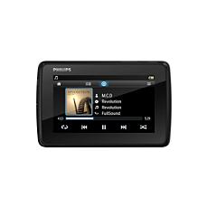 SA4TP408KF/12  Odtwarzacz wideo MP3
