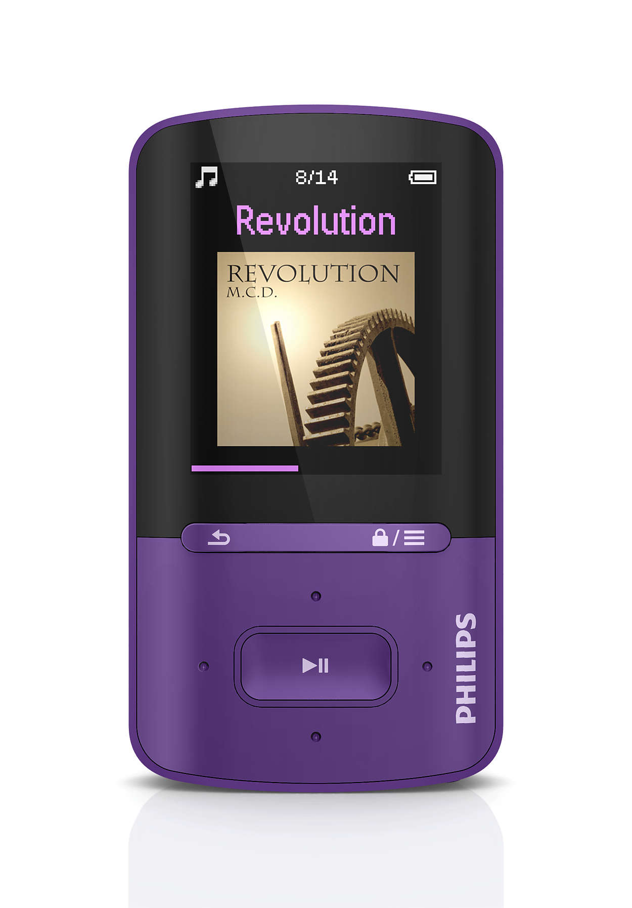 MP4 player SA4VBE08VN/12 | Philips