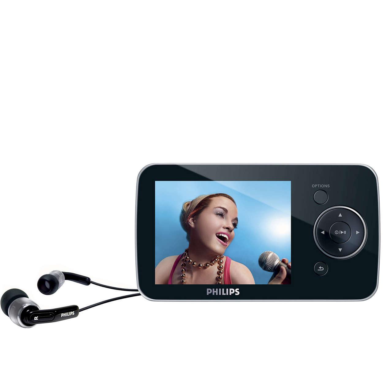 Intrattenimento con un audio superiore