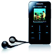 SA9100/00 -    Lettore audio con memoria flash
