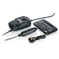 SAA2051/17  Cassette adapter
