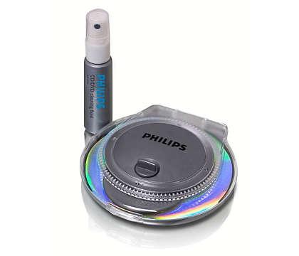 Limpia y protege tus discos