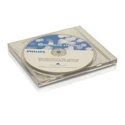 Čistilo za leče CD-predvajalnikov