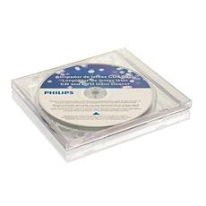 SAC2560W/55  Limpiador de lentes de CD