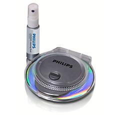 SAC3504W/27 -    Nettoyeur radial pour CD/DVD