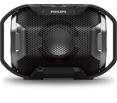 41744f2a790869 wireless portable speaker SB300B/00 | Philips