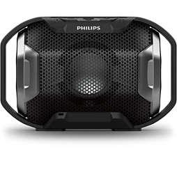 ShoqBox trådlös, bärbar högtalare