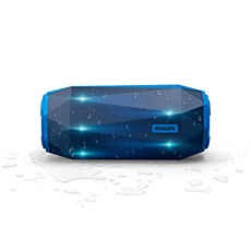 SB500A/00  wireless portable speaker