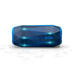 ShoqBox vezeték nélküli hordozható hangsugárzó