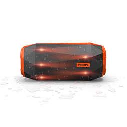 ShoqBox bezdrátový přenosný reproduktor