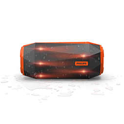 ShoqBox wireless portable speaker