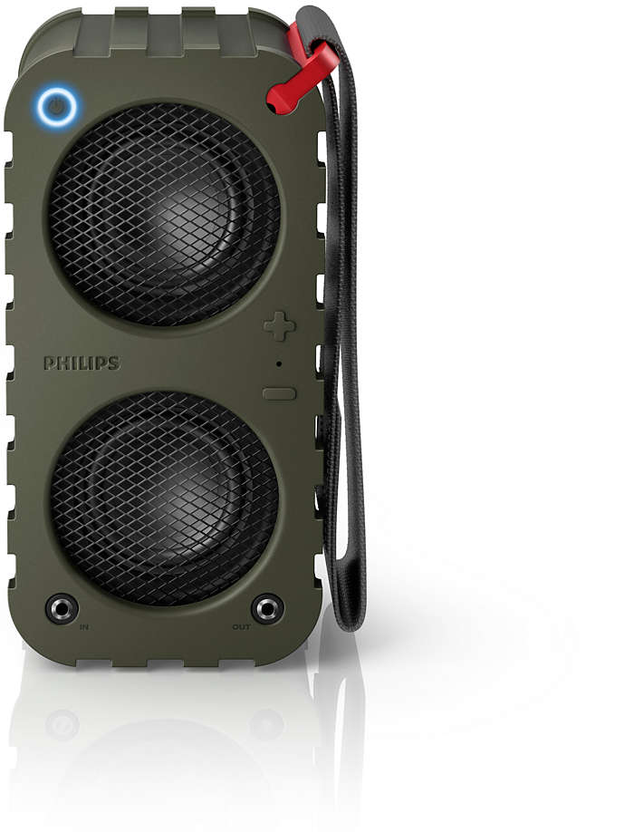Fantastiskt ljud · Förstärkt · Kopplingsbar