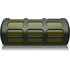 SB7220/12  Bluetooth-Lautsprecher mit Akku und Gesten-Steuerung