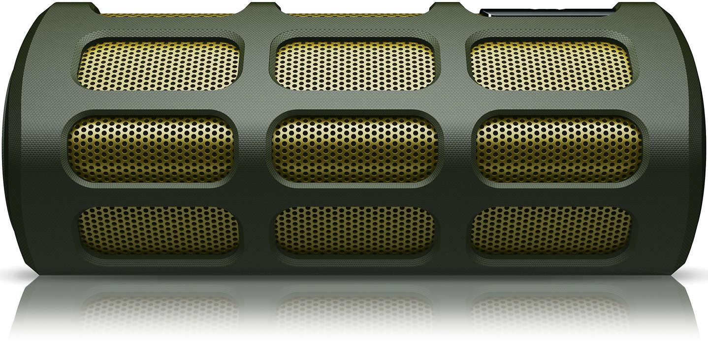 깨끗한 음질의 강력한 사운드