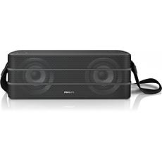 SB8600/10  Tragbarer Bluetooth-Lautsprecher mit Akku