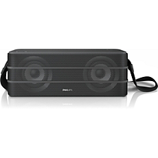 SB8600/10 -    wireless portable speaker