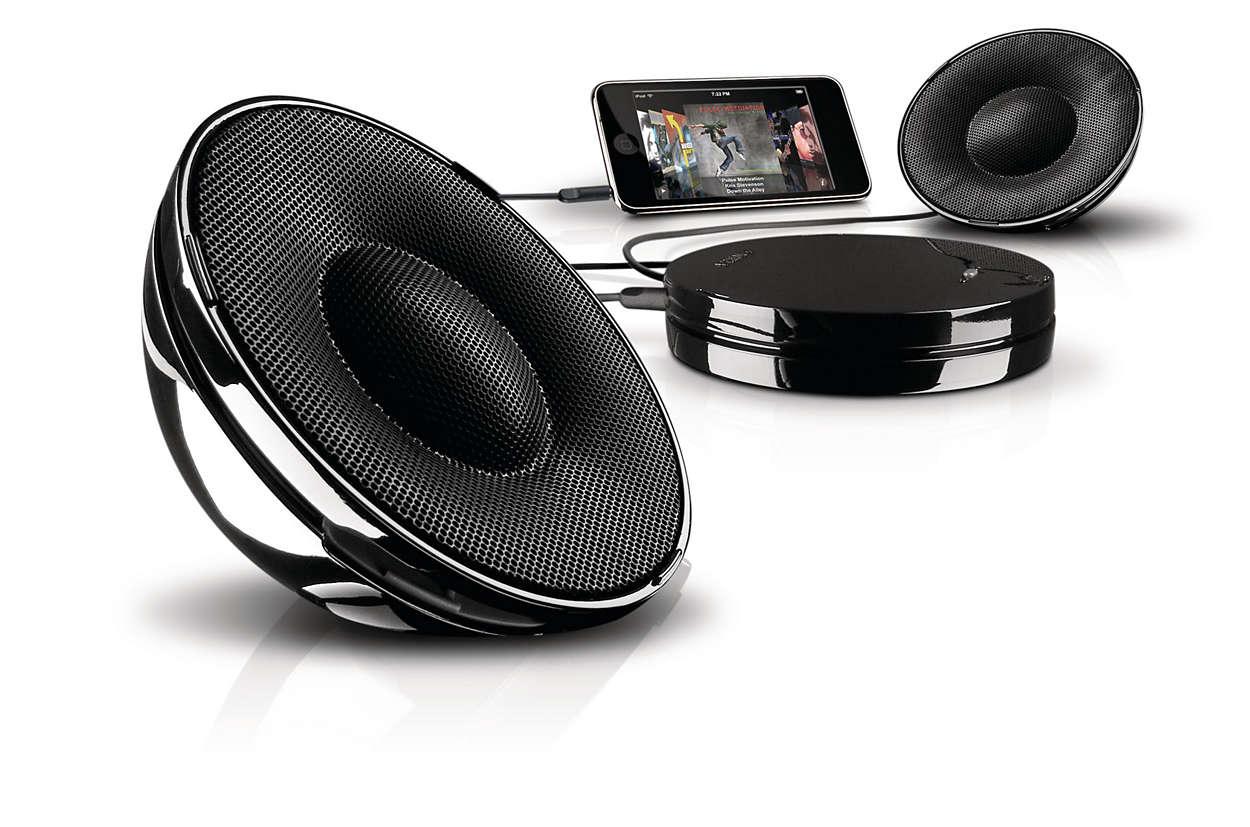 Amplifiez votre musique