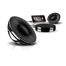 SBA1520/27 -    Haut-parleur portatif