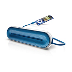 SBA1600BLU/00 -    MP3 portable speaker