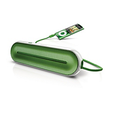 SBA1600GRN/27  MP3 portable speaker