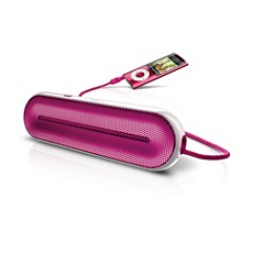 SBA1600PNK/00 -    MP3 portable speaker