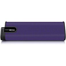 SBA1610PUR/00 -    Altoparlante portatile