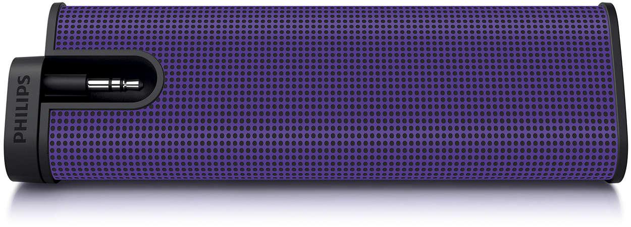 Haut-parleur mobile
