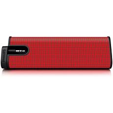 SBA1610RED/00 -    Portable speaker