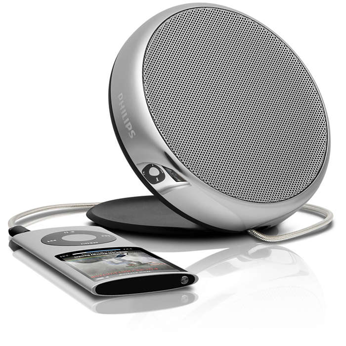 Impressive sound, stylish design