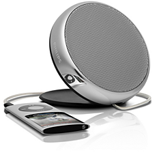 SBA1700/00 -    Haut-parleur portatif pour lecteur MP3