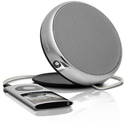 Bærbar MP3-høyttaler