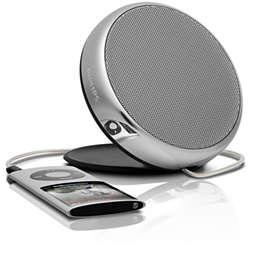 Coluna MP3 portátil
