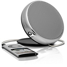 Portable cable speakers