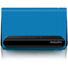 SBA1710BLU/00 -    Portable speaker