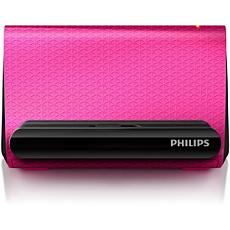 SBA1710PNK/37  Portable speaker