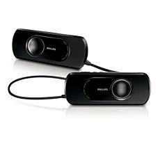 SBA220/00 -    Draagbaar luidsprekersysteem