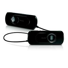 SBA230/37 -    Portable Speaker System