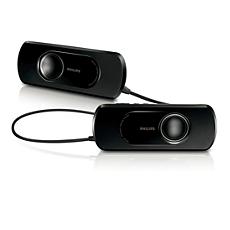 SBA230/97 -    可攜式喇叭系統