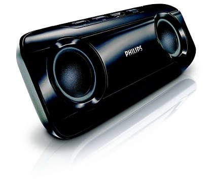 Potężny dźwięk stereo
