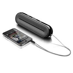 Enceinte portable MP3